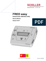 Schiller Fred Easy - Service Manual