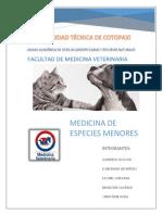Hematologia en Pequeñas Especies