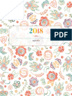 COVER1A4 - Floral Multi