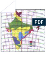 Wind Map Grid India