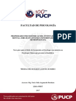 Laguna Romero Propiedades Psicometricas Del Inventario de Salud Mental