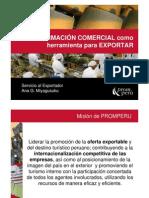 1- Información Comercial
