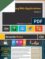 CEHv8 Module 13 Hacking Web Applications Edit Bch Ok