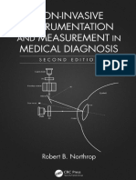 [Biomedical Engineering] Robert B. Northrop - Non-Invasive Instrumentation and Measurement in Medical Diagnosis, Second Edition (2018, CRC Press)