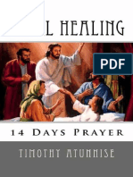 14 Days Prayer for Total Healing