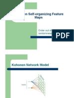 Kohonen Self-Organizing Featur