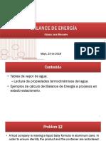 Energy Balance May 23