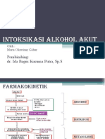 Maria - Referat Intoksikasi Alkohol Akut
