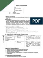 SESIÓN DE APREND. MATEMATICA - RESOLUCIÓN DE PROBLEMAS.docx