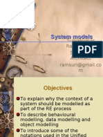 Session 4 - System Models