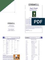 PNP Instruction Booklet