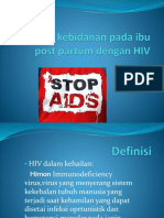 Presentasi HIV