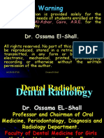 1 Dentalradiology 130120130706 Phpapp02