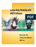 Human Body Modeling ANSYS Software.pdf
