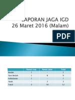 IGD MALAM 26.3.2016 dr. M Rozi dr. Alvin.pptx