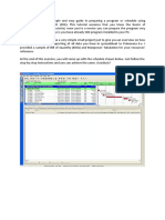 Oracle Primavera Software Development Kit Sdk Step by Step Guide