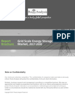 Grid Scale Energy Storage Technologies, 2017-2030