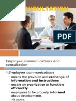 Job Consultation