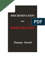 Discrimination & Disparities