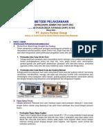 Metode Pel. Jembatan PT. APG