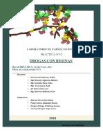 Informe 12 Resinas Completo