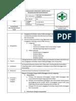 Sop 002 Admen - Tanggapan Terhadap Umpan Balik Pelanggan Dan Masyarakat - Revisi 01 - Dr. Fitri (3)