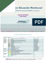 Montessori formación