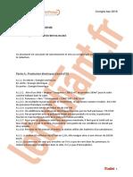 BAC STL spécialité Biotechnologies 2018 Physique Chimie corrigé