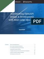 Accelerating OpenAPI Design Development With Next Level Mocking