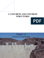 Notes for concrete  and concrete structures
