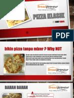 Pizza Klasik Modul