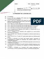 Decret N 2018 366 Du 20 Juin 2018 Portant Code Des Marches Publics