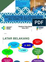 AF & LF Kls Bumil 2017