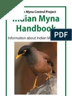 Indian Myna Handbookl