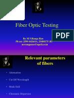 Fibre Testing & Otdr