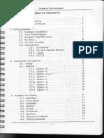 PBP Manual