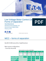 MCC - Forms of Separation Rev A