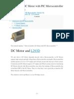 By Ligo George MikroC, PIC Microcontroller Interfcing