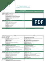 Programação-usp Clinica Medica