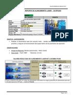Hb1333 - Reporte de Alineamiento Laser - 3515pu320