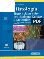Histologia Texto Y Atlas Op Ross 5