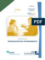 Unidad 22. Periodización Del Entrenamiento