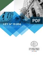 Ley N° 19.896