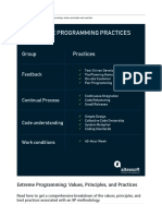 Extreme Programming_ Values, Principles, And Practices - DZone Agile