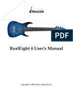 RealEight Manual