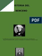 Fredy Historia Benceno