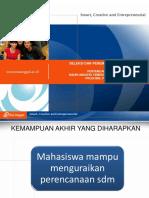 PPT UEU Manajemen Sumber Daya Manusia Pertemuan 7