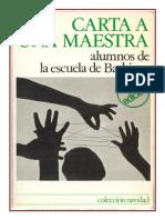 Carta a una Maestra..pdf
