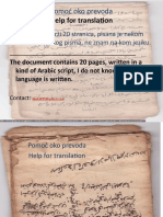 Help for Translation