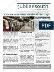 Jubilee South News Late June 2018